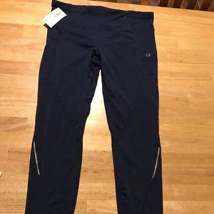 Women's Gap Fit Active Wear Full Length Pants Med
